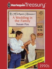 A Wedding in the Family ebook by Susan Fox