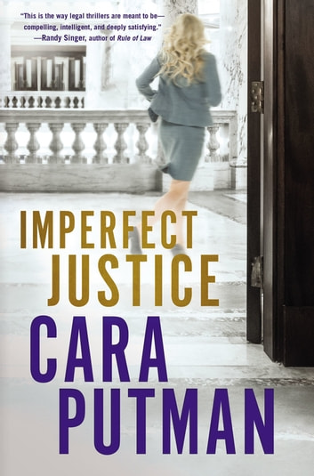Imperfect Justice ebook by Cara C. Putman