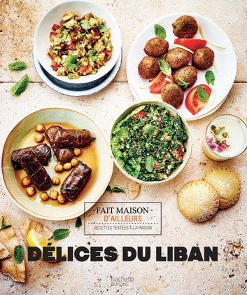 Délices du Liban ebook by Maya Barakat-Nuq