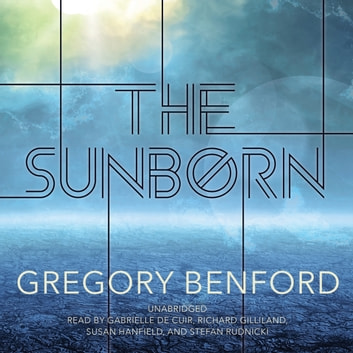 The Sunborn audiobook by Gregory Benford,Gabrielle de Cuir