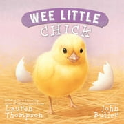 Wee Little Chick - with audio recording ebook by Lauren Thompson,John Butler