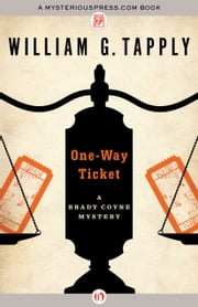 One-Way Ticket ebook by William G. Tapply