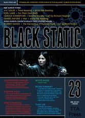 Black Static #23 Horror Magazine ebook by TTA Press