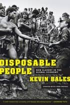 Disposable People ebook by Kevin Bales