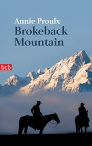 Brokeback Mountain ekitaplar by Annie Proulx