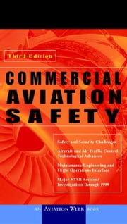 Commercial Aviation Safety ebook by Wells, Alexander