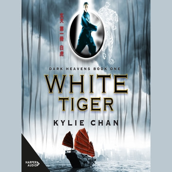 White Tiger audiobook by Kylie Chan