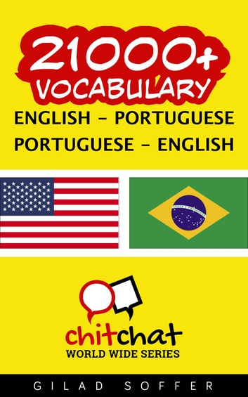 21000+ Vocabulary English - Portuguese ebook by Gilad Soffer
