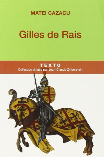 Gilles de Rais ebook by Matei Cazacu