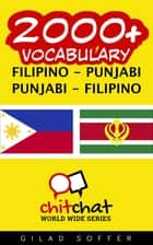 2000+ Vocabulary Filipino - Punjabi ebook by Gilad Soffer