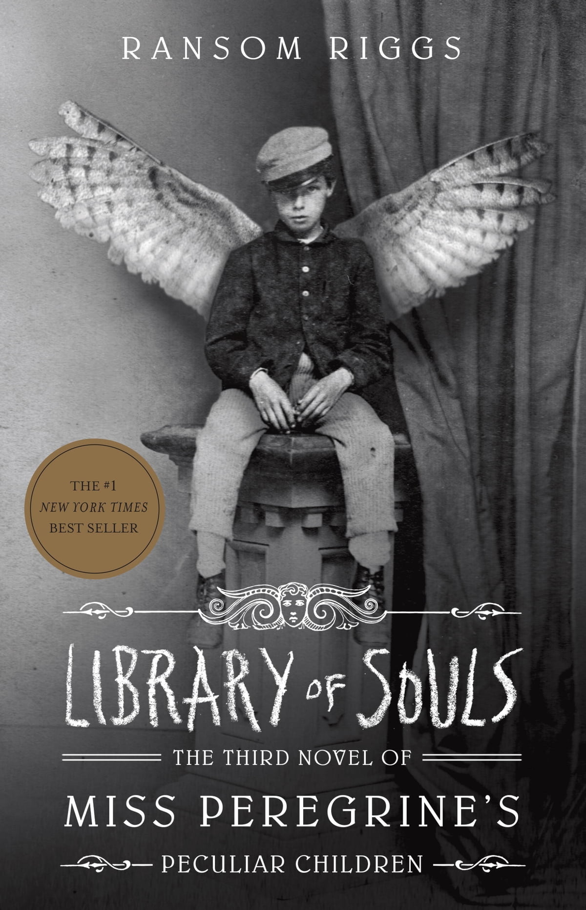 Library Of Souls  The Third Novel Of Miss Peregrine's Peculiar Children  Ebook By Ransom Riggs
