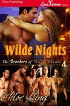 Wilde Nights ebook by Chloe Lang
