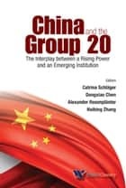 China and the Group 20 ebook by Catrina Schl?ger,Dongxiao Chen,Alexander Rosenpl?nter;Haibing Zhang