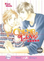 The Color of Love ebook by Kiyo Ueda
