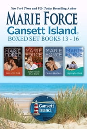 Gansett Island Boxed Set Books 13-16 ebook by Marie Force