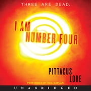 I Am Number Four audiobook by Pittacus Lore
