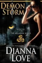 DEMON STORM ebook by Dianna Love