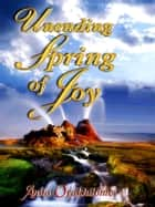 Unending Spring of Joy ebook by Christ Embassy Int'l