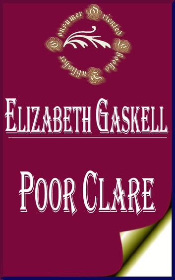 Poor Clare ebook by Elizabeth Gaskell