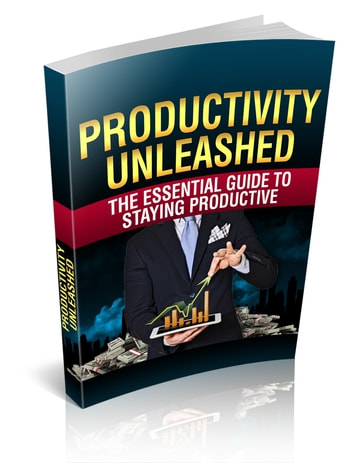Productivity Unleashed ebook by Anonymous