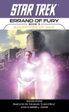 Star Trek: The Original Series: Errand of Fury #3: Sacrifices of War ebook by Kevin Ryan