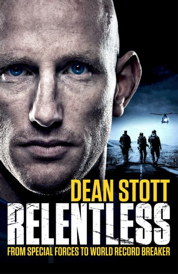 Relentless eBook by Dean Stott