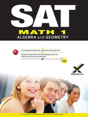 SAT Math 1 2017 ebook by Andy Gaus,Kathleen Morrison