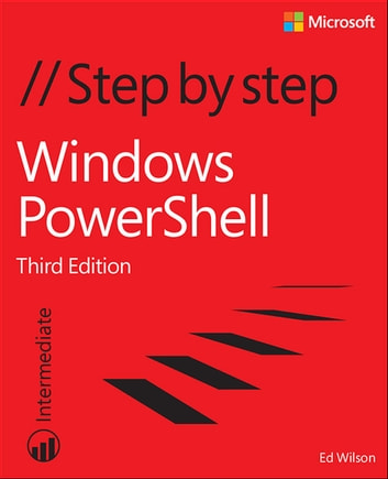 Windows PowerShell Step by Step ebook by Ed Wilson
