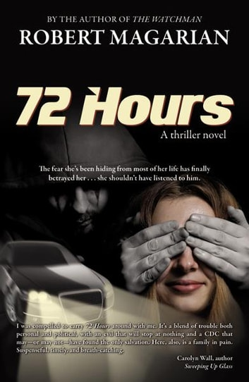 72 Hours ebook by Robert Magarian
