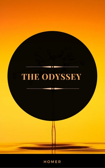The Odyssey (ArcadianPress Edition) ebook by Homer,Arcadian Press