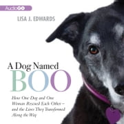 A Dog Named Boo - How One Dog and One Woman Rescued Each Other-and the Lives They Transformed Along the Way audiobook by Lisa Edwards