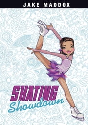 Skating Showdown ebook by Jake Maddox,Katie Wood