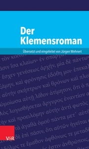Der Klemensroman ebook by
