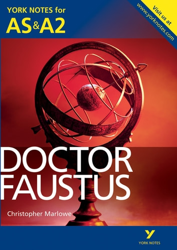 Doctor Faustus: York Notes for AS & A2 ebook by Jill Barker