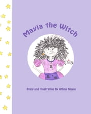 Mayia the Witch ebook by Athina Simon