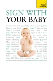 Sign With Your Baby: Teach Yourself ebook by Jane Jarvis