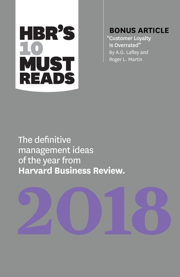 Hbrs 10 must reads 2018 ebook by harvard business review hbrs 10 must reads 2018 the definitive management ideas of the year from harvard business fandeluxe Choice Image