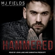 Hammered audiobook by MJ Fields
