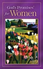 God's Promises for Women ebook by Jack Countryman