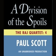 A Division of the Spoils audiobook by Paul Scott