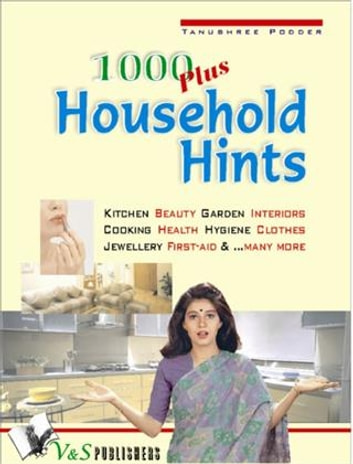 1000 Plus Household Hints ebook by Tanushree Podder