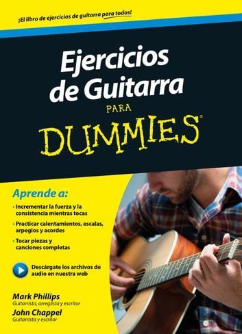Ejercicios de guitarra para Dummies eBook by Mark Phillips,Jon Chappell