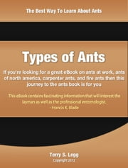 Types of Ants ebook by Terry Legg