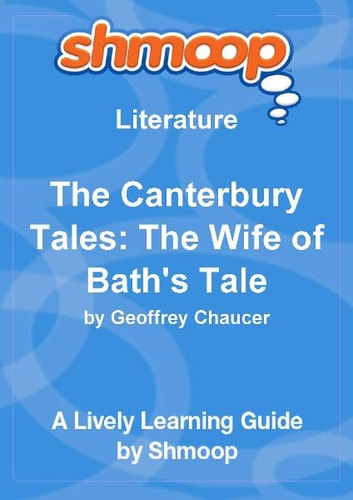 the wife of bath a literary analysis The wife of bath's prologue as with most of the canterbury tales, the wife of bath's tale opens with a prologue that introduces the reader to the character telling the story, and sets the stage for the story to follow.