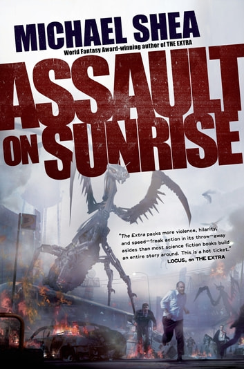 Assault on Sunrise ebook by Michael Shea