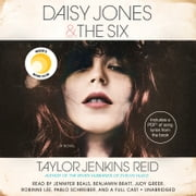 Daisy Jones & The Six - A Novel audiobook by Taylor Jenkins Reid