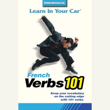 French Verbs 101 audiobook by Penton Overseas