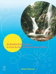 Air Bubble Entrainment in Free-Surface Turbulent Shear Flows ebook by Hubert Chanson