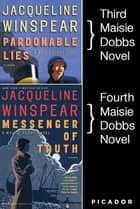 Maisie Dobbs Bundle #1, Pardonable Lies and Messenger of Truth - Books 3 and 4 ebook by Jacqueline Winspear