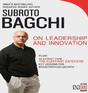 On Leadership and Innovation ebook by Subroto Bagchi